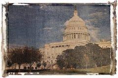 Edificio del capitolio Imagen de archivo libre de regalías