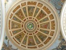 Edificio del capitolio Imagen de archivo