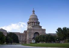 Edificio del capitolio de Austin Fotografía de archivo