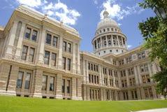 Edificio del capitolio de Austin Foto de archivo