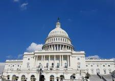 Edificio del capitolio de Estados Unidos, en Capitol Hill en Washington DC Imagenes de archivo