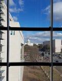 Edificio del capitolio de Estados Unidos, en Capitol Hill en Washington DC Imagen de archivo libre de regalías
