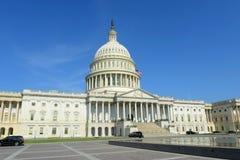 Edificio del capitolio de Estados Unidos, Washington DC, los E Foto de archivo
