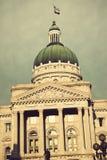 Edificio del capitolio del estado fotos de archivo