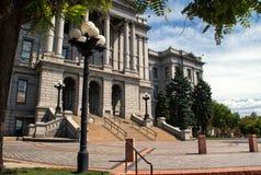 Edificio del capitolio del estado de Colorado en Denver céntrica Imagen de archivo