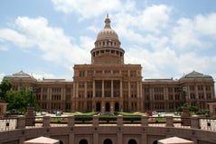 Edificio del capitolio del estado de Tejas Fotografía de archivo libre de regalías