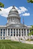 Edificio del capitolio del estado de Utah, Salt Lake City Fotos de archivo