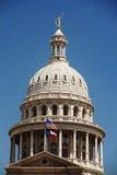 Edificio del capitolio del estado en Austin, Tejas Fotos de archivo libres de regalías
