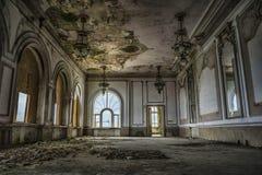 Edificio del casino, Constanta, Rumania Fotos de archivo