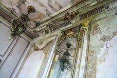Edificio del casino, Constanta, Rumania Foto de archivo libre de regalías