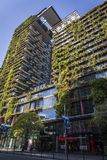 Edificio del Central Park, Chippendale, Sydney, NSW, Australia fotografía de archivo