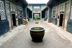 Edificio del chino tradicional Fotografía de archivo libre de regalías