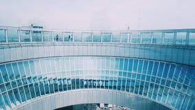 Edificio del cielo de Umeda Imagenes de archivo