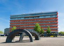 Edificio del comercio justo Imagen de archivo
