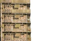 Edificio del departamento de abastecimiento de agua Imagen de archivo libre de regalías