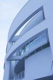 Edificio del diseño Fotografía de archivo