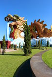 Edificio del dragón Imagen de archivo