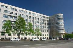 Edificio del edificio fotos de archivo libres de regalías