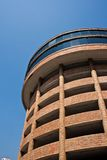 Edificio del estacionamiento Fotografía de archivo libre de regalías