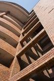 Edificio del estacionamiento Imagenes de archivo