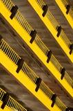 Edificio del estacionamiento - aparcamiento multi del cuento Imagenes de archivo