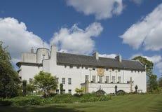 Edificio del estilo de Art Nouveau Imagen de archivo libre de regalías