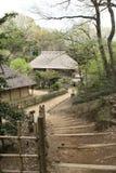 Edificio del estilo de Japón Fotos de archivo