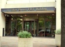 Edificio del F.B.I. en Washington, DC fotografía de archivo libre de regalías