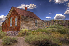 Edificio del fantasma Fotografía de archivo