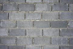 Edificio del fondo de la pared del bloque de cemento Fotos de archivo