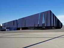 Edificio del foro Imagen de archivo libre de regalías