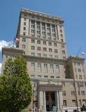 Edificio del gobierno Imagen de archivo