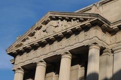 Edificio del gobierno Imagen de archivo libre de regalías