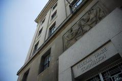 Edificio del gobierno Fotografía de archivo libre de regalías
