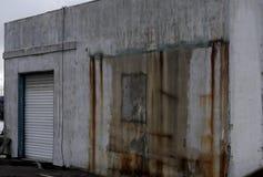 Edificio del Grunge Fotografía de archivo libre de regalías