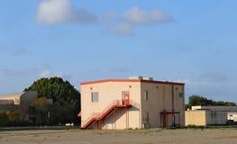 Edificio del helio Imagen de archivo libre de regalías