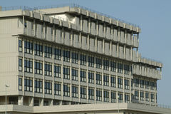 Edificio del hospital foto de archivo libre de regalías