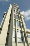 Edificio del hospital foto de archivo