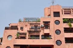Edificio del Marocco Immagini Stock