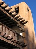 edificio del Misión-estilo imagen de archivo libre de regalías