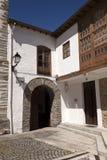 Edificio del monasterio de Anunciada del La Imagen de archivo libre de regalías