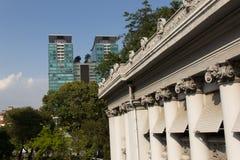 Edificio del museo de Ho Chi Minh City, Vietnam imágenes de archivo libres de regalías