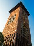 Edificio del negocio en Francfort, Alemania imágenes de archivo libres de regalías