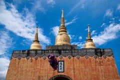 Edificio del Occidental-estilo de Yunnan Dali Dragon City Fotografía de archivo