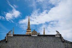 Edificio del Occidental-estilo de Yunnan Dali Dragon City Imagen de archivo libre de regalías