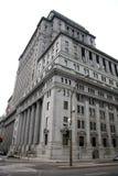 Edificio del palacio de justicia Fotos de archivo libres de regalías