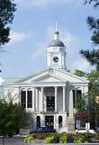 Edificio del palacio de justicia foto de archivo