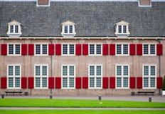 Edificio del palacio del retrete foto de archivo