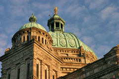 Edificio del parlamento Imágenes de archivo libres de regalías