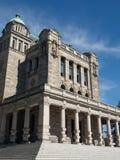 Edificio del parlamento de la Columbia Británica Imagen de archivo libre de regalías